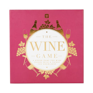 the wine game - Talking Tables