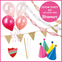 Pink Digital Party Bundle