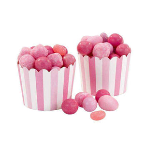 mix match pink party treat cups 20pk - Talking Tables