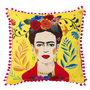 boho frida cushion 45x45cm - Talking Tables