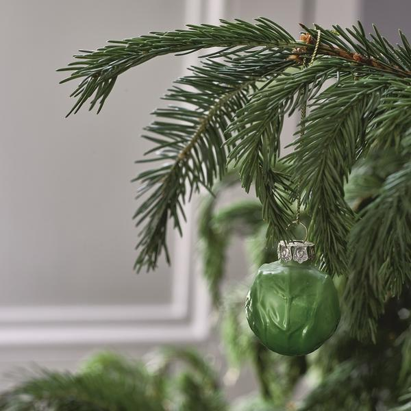 botanical holly sprout bauble - Talking Tables