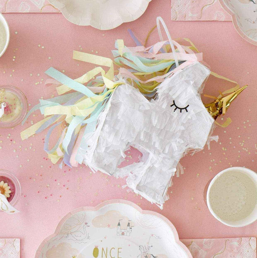 we heart unicorns pinata small - Talking Tables