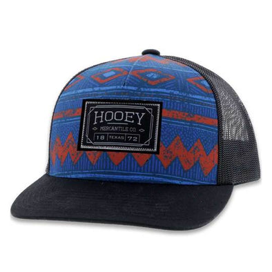 """Doc"" Hooey Blue/Orange/Black Cap - Youth"