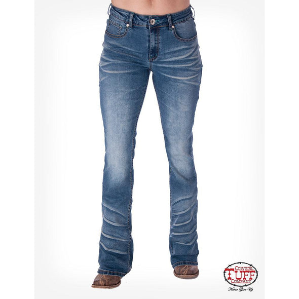 Cowgirl Tuff Southwest Sun Jeans