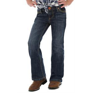 Wrangler Retro Everyday Girl's Jeans - Denver