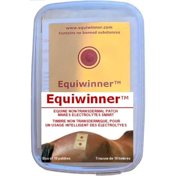Equiwinner Equine Non-Transdermal Patch 10 day course