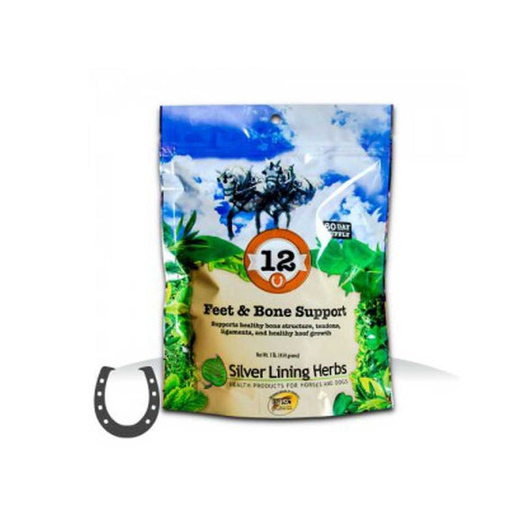 Silver Lining Herbs #12 Feet & Bone Support 1 LB