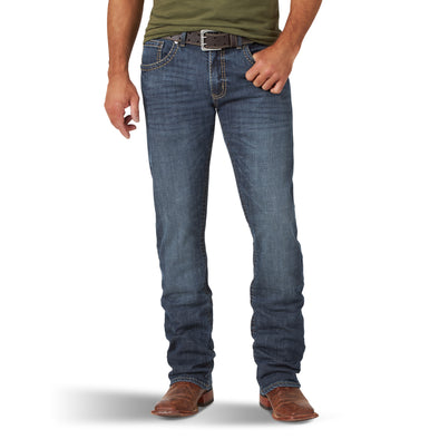Rock 47 by Wrangler Mens Slim Boot Jean