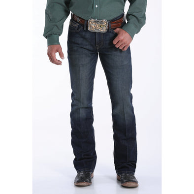 "Cinch Men's ""Ian"" Jeans - Deep Rinse"