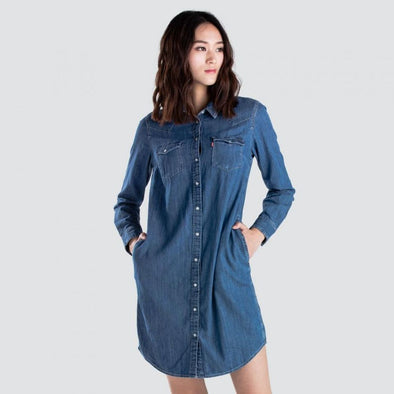 Levi's Women's Denim Dress