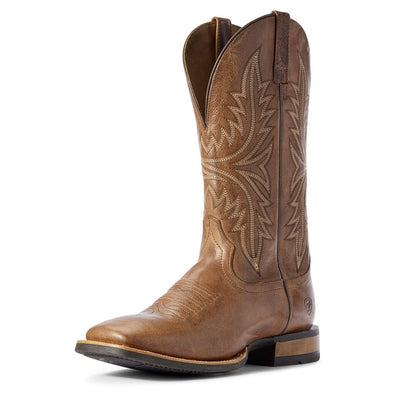 Ariat Men's Cowhand Bayou Brown Boots