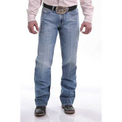 Cinch Men's Grant Light Stone - Indigo