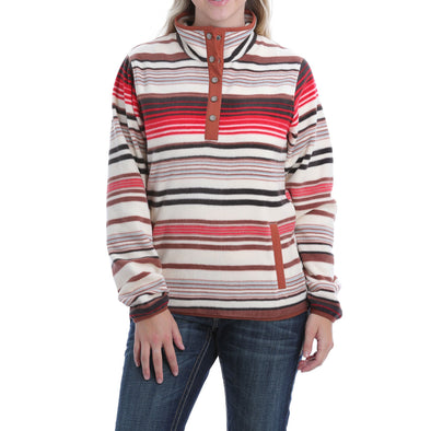 Cinch Womens Printed Fleece