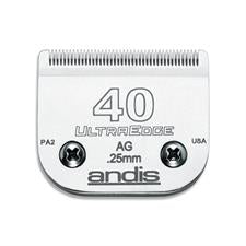 Weaver Andis® UltraEdge® #40 Replacement Blade