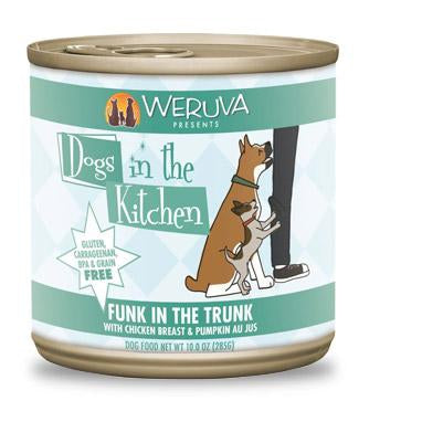 Dogs in The Kitchen - Funk in the Trunk Dog Food - 2.8oz pouch