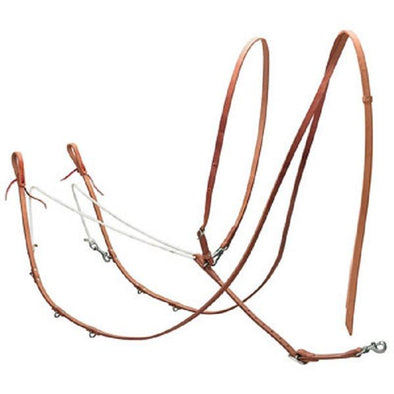 Weaver Leather Harness Leather German Martingale