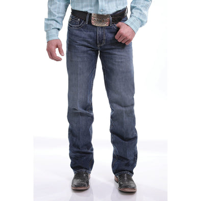 Cinch Men's Grant Dark Stone Jeans