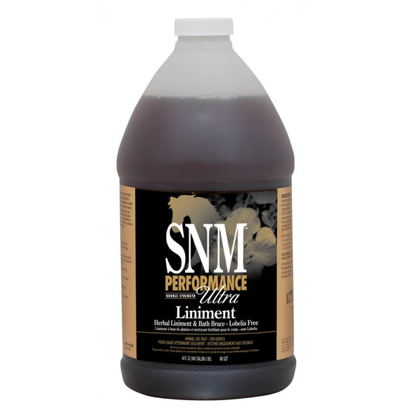 SNM Perf Ultra Liniment Double Strength Herbal Liniment/Bath Brace  - 64 oz