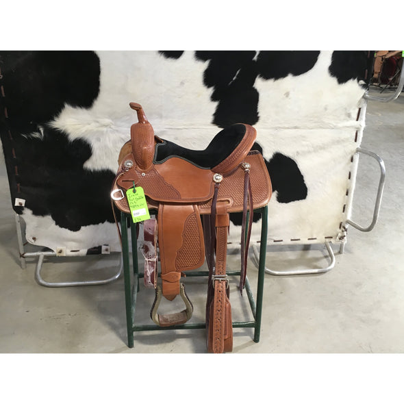 "Irvine 15"" Trail Saddle"