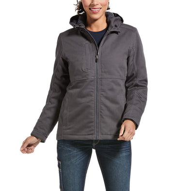 Ariat Womens Rebar Duracanvas Insulated Jacket