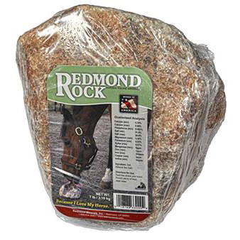 Redmond Rock Salt 7lb Shrink Wrap