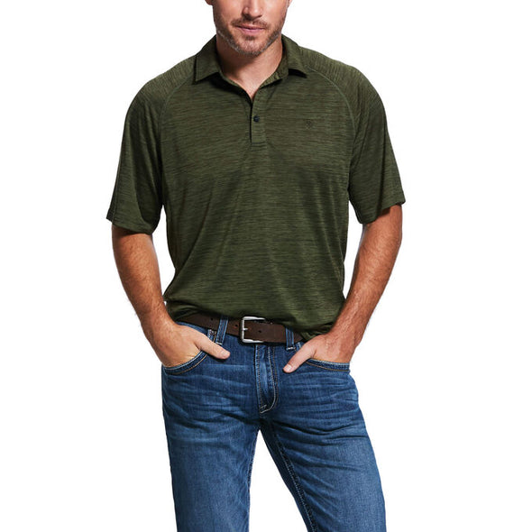 Ariat Men's Charger Polo Shirt