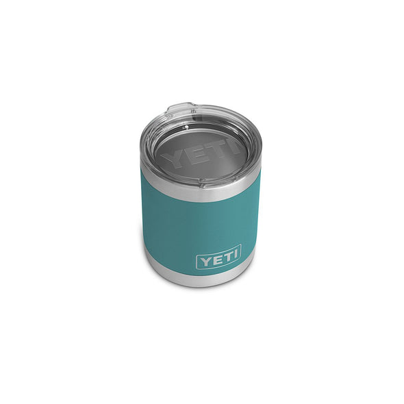 Yeti International Rambler 10 oz Lowball River Green