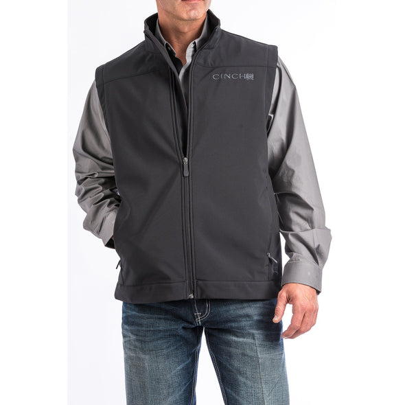 Cinch Softshell Men's Bonded Vest