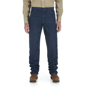 Wrangler Men's FR Original Fit Jean - Irvines Saddles