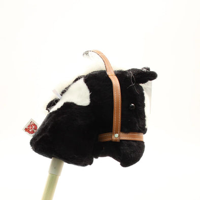 Talkin' Stick Horse Small Black