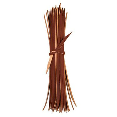 "Weaver Saddle String, 3/16"" x 12"" - Brown"