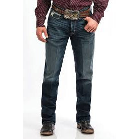 "Cinch Men's ""Sawyer"" Jean - Dark Stonewash"
