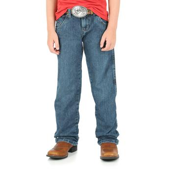 Wrangler Boy's Retro Straight Leg Jean (8-16) - Irvines Saddles