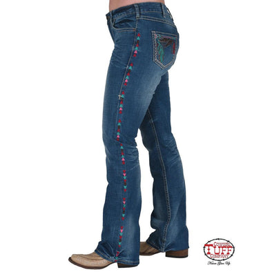 Cowgirl Tuff Follow your Dreams Jeans