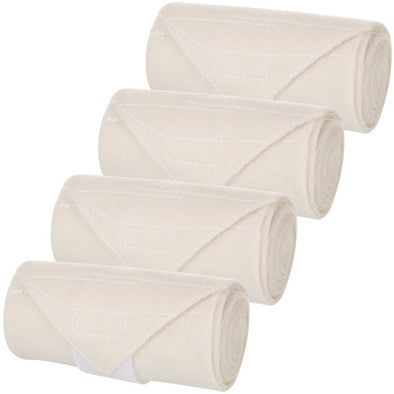 Vac Bandage Standing Flannel Bandages with Velcro 10'
