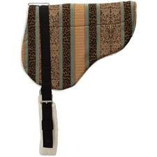 Weaver Herculon Bareback Saddle Pad with GettaGrip Liner