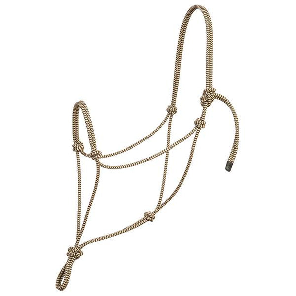 Weaver Silvertip Big Sky Rope Halter, Small