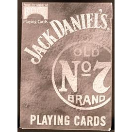 Playing Cards - Jack Daniels