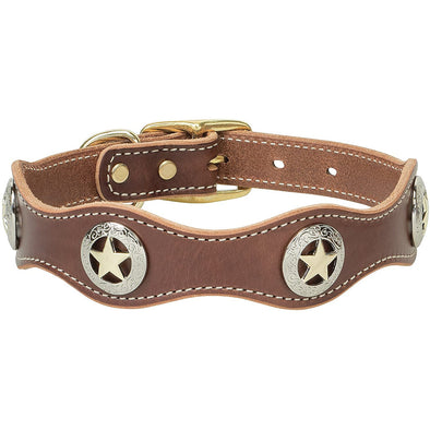 Weaver Lonestar Dog Collar 1""