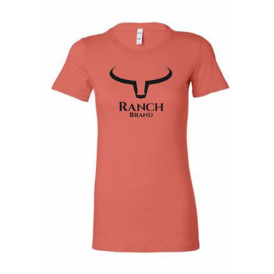 Ranch Brand Womens T-Shirt - Big Horn