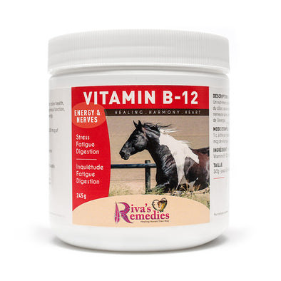 Riva's Remedies Horse:Vitamin B12 (245g)
