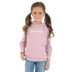 Wrangler Girl's Western Hooded Top