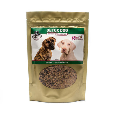 Riva's Remedies Dog & Cat:Detox Dog
