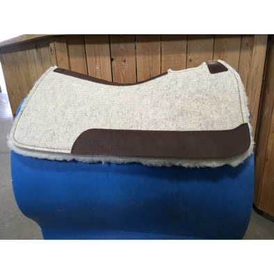 5 Star Barrel Pad with Fleece  30 x 28