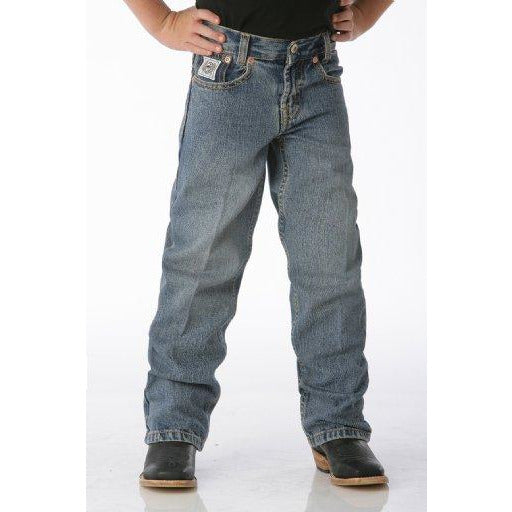 Cinch Boy's White Label Jean - Regular - Irvines Saddles