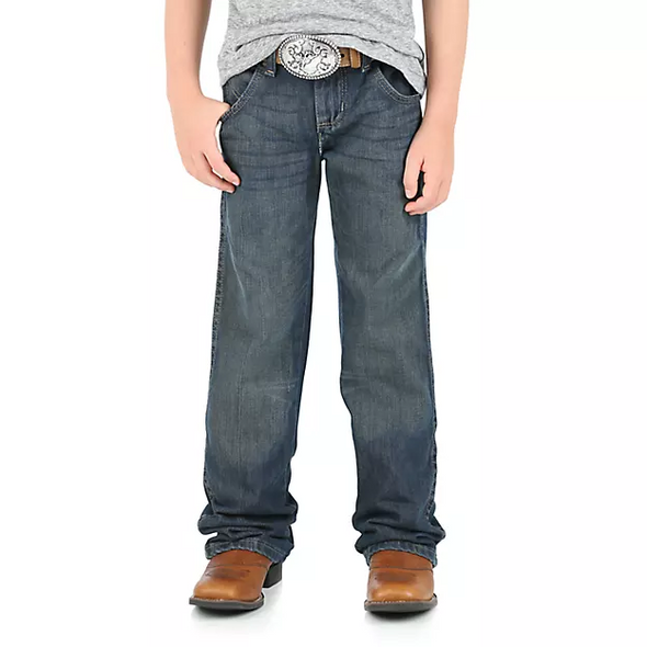Wrangler Boy's Retro Relaxed Fit  Jeans