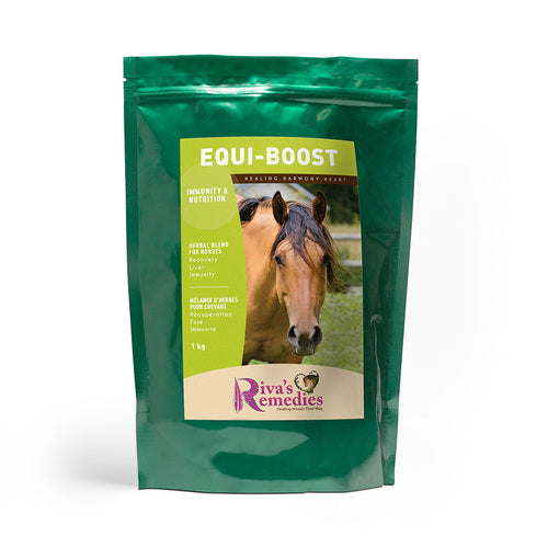 Riva's Remedies Horse:Equi-Boost (1kg)
