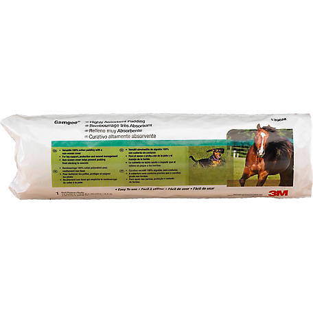 "3M Gamgee Absorbent Padding 12"" x 11.5'"