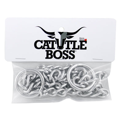 Cattle Boss Stainless Steel OB Chain 76 cm