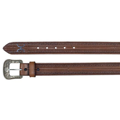 Hooey Men's Belt Geometric